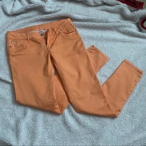 Peach Colored Pants